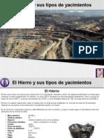 Hierro y sus yacimientos.pptx