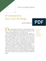 Analise de Jose Lins Do Rego
