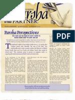 Parsha Patners Mishpatim 5770