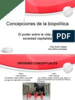 biopolitica, biopoder