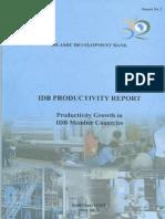 IDB productivity report.PDF