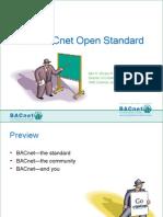 T1S1a - The BACnet Open Standard