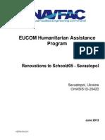 EUCOM Humanitarian Assistance Program