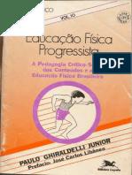 Educação Física Progressista - Paulo Ghiraldelli Junior