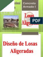 Aplicacion Losa Aligerada 2015-I
