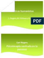 Rogers,Erickson y Frankl