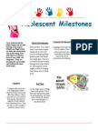 adolescent childhood stages