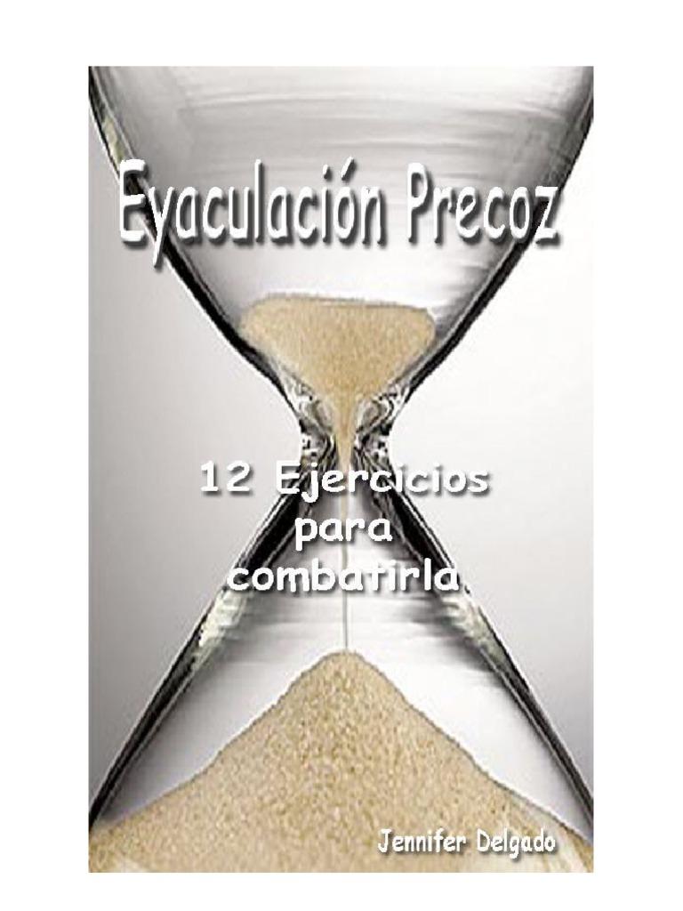 programa de presentación de eyaculación precoz