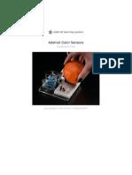 Adafruit Sensors