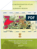 Seismic Microzonation of Guwahati City