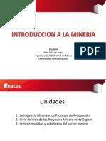 Introduccion a La Mineria C1-C2