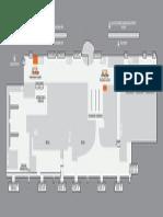 GCA Terminal Map