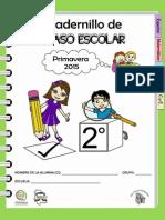 Cuadernillos de Repaso Escolar Segundo