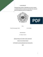 Anastesi Case Report regional anastesi
