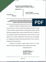 DATATREASURY CORPORATION v. MAGTEK, INC. - Document No. 3