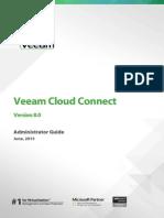 Veeam Backup 8 Cloud