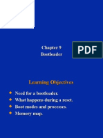 bootloader funcionamiento y descripcion