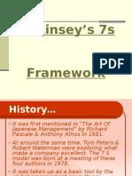 Mckinsey's 7s Framework_ppt