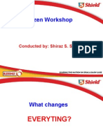 Kaizen Workshop