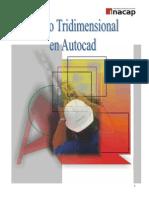 INFO - Diseño Tridimensional en AutoCAD Apuntes