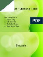 Stealing Time + Vishnu