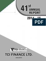 TFL_Annual Report 2014-15