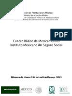 CBM (Cuadro Básico de Medicamentos)