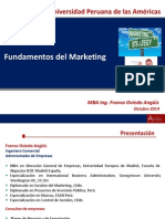 1ra Clase Fundamentos de Marketing (20!10!14)
