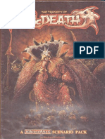 Warhammer Fantasy Battle 2nd Edition - The Tragedy of McDeath (1986)