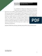 European Normative Power in FLEGT-VPA