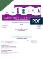 Spring Recreation Brochure