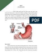 Definisi Gastritis IKK