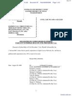 AdvanceMe Inc v. RapidPay LLC - Document No. 97