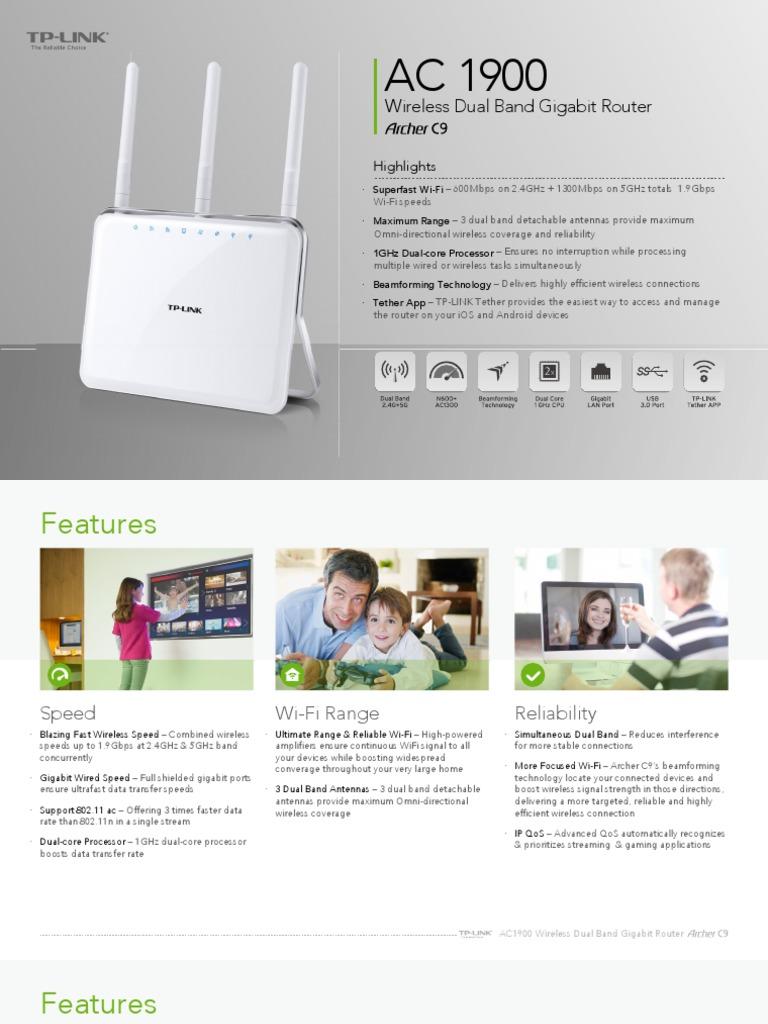 Archer C9 | Wi Fi | Ieee 802.11