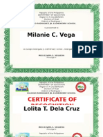 cert. for lp