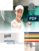Orthopedic and sports bandages and support catalog