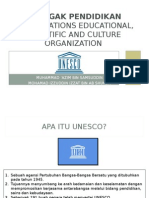 Tonggak Pendidikan Unesco