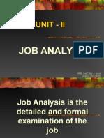 2.1.Job Analysis