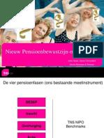 Nieuw Pensioenbewustzijn Meter