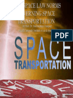 ASPL633 Space Transportation Norm