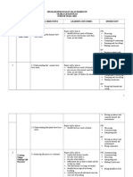 2012 Science Lesson Plan