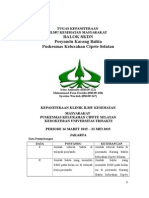 SKDN Posyandu Karang Balita