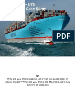 Maersk Case Study Solution