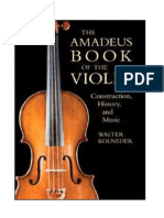 146431781 Amadeus Book of the Violin