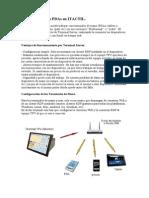 configuracion Pda en itactil