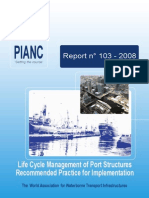 Life Cycle Management of Port Structures Recommended Practice for Implementation