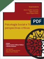 Book Psicologia Social e Trabalho PdfA