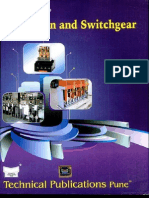 Protection and Switch Gear for Electrical and engineering power system operation