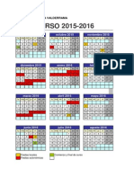 Calendario 2015_2016 - CEIP José Ortega Valderrama de Pradejón