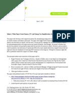 DaBx Green Finance White Paper